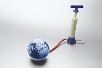 Globe and Pump